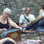 Fête de la musique au jardin écologique de Lille