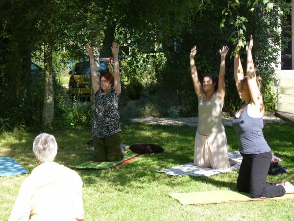 hatha yoga jardin