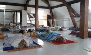 yoga nidra Lille